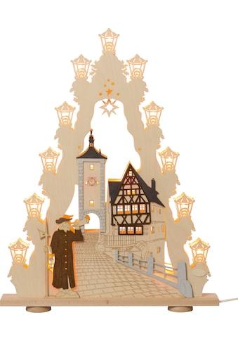 """Weigla Schwibbogen """"Rothenburg ob der Tauber"""" kaufen"""