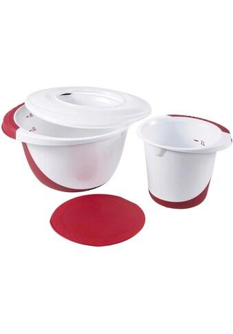 """keeeper Rührschüssel """"camilla"""", Kunststoff, (Set 4 - tlg.) kaufen"""