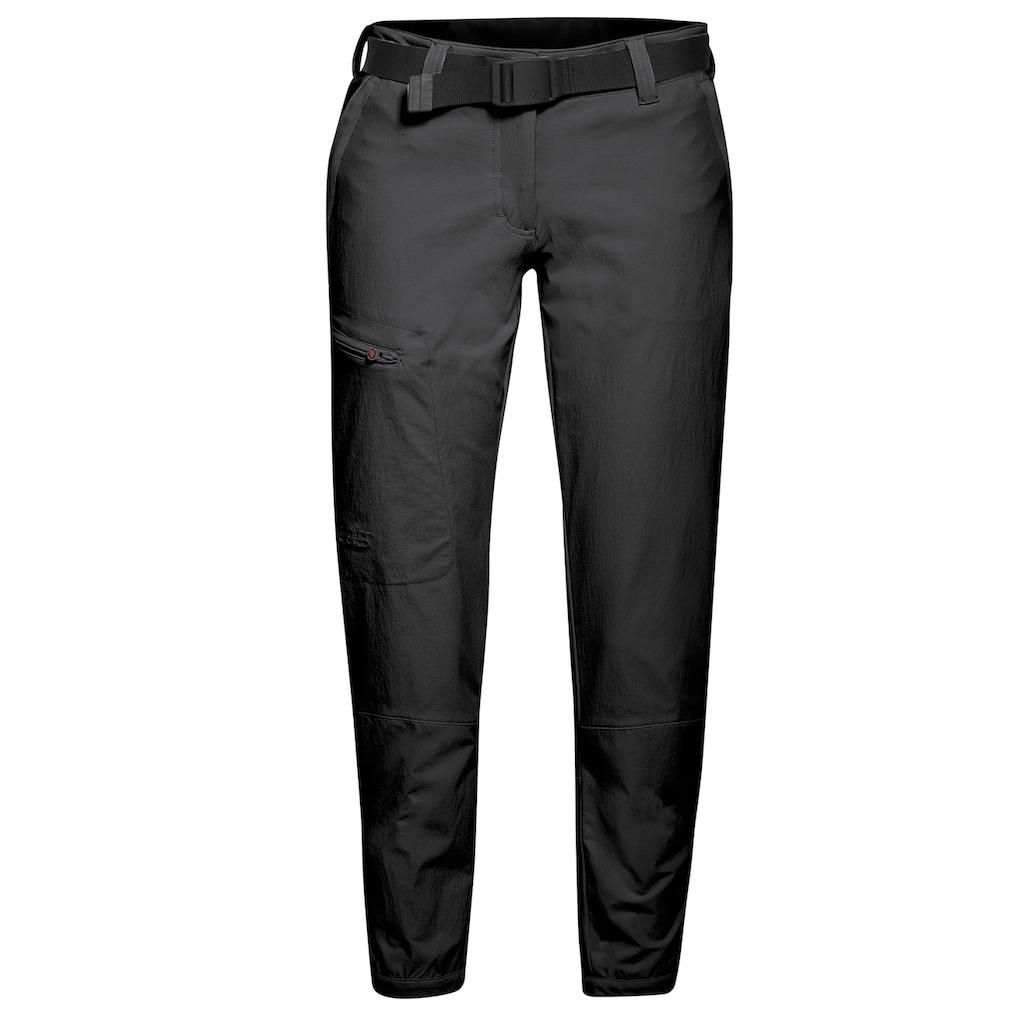 Maier Sports Funktionshose »Lulaka 7/8«, modische 7/8-Wanderhose aus elastischem Material