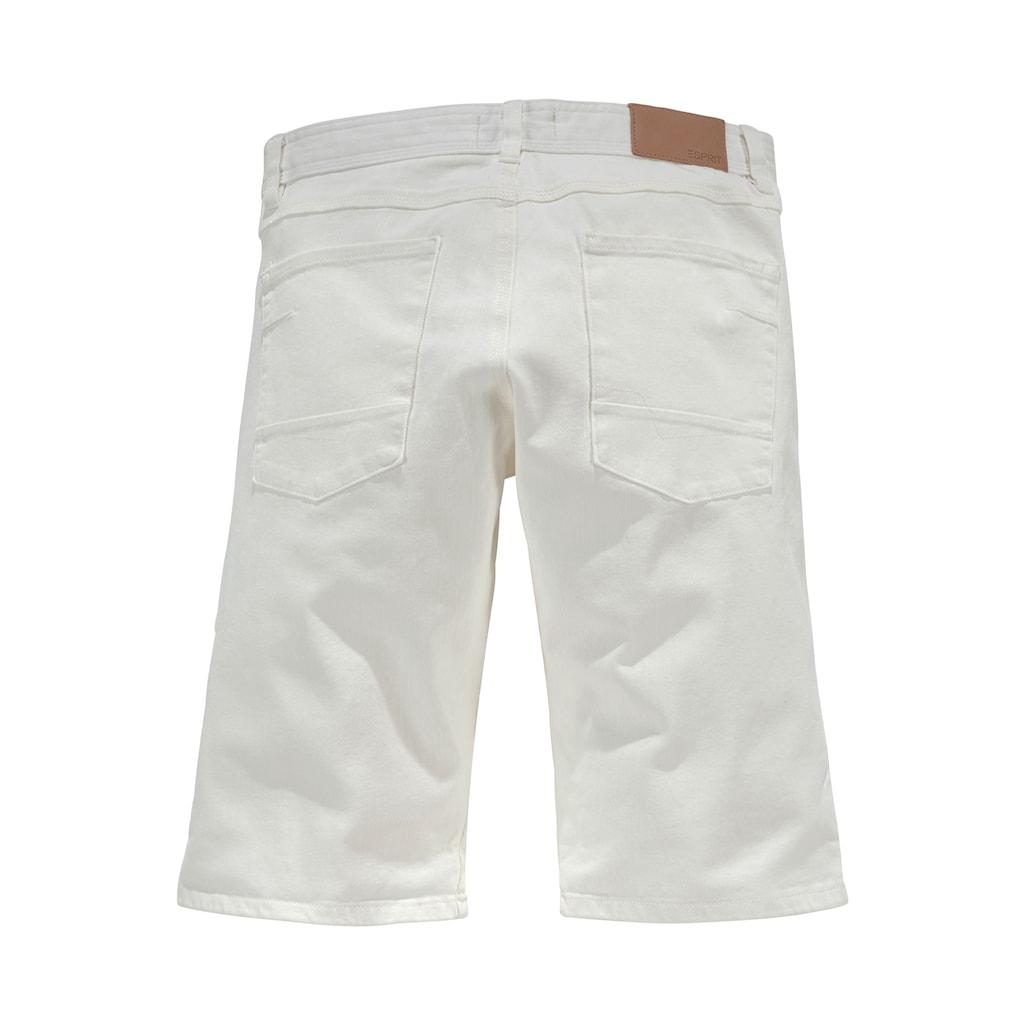 Esprit Shorts, Unifarben