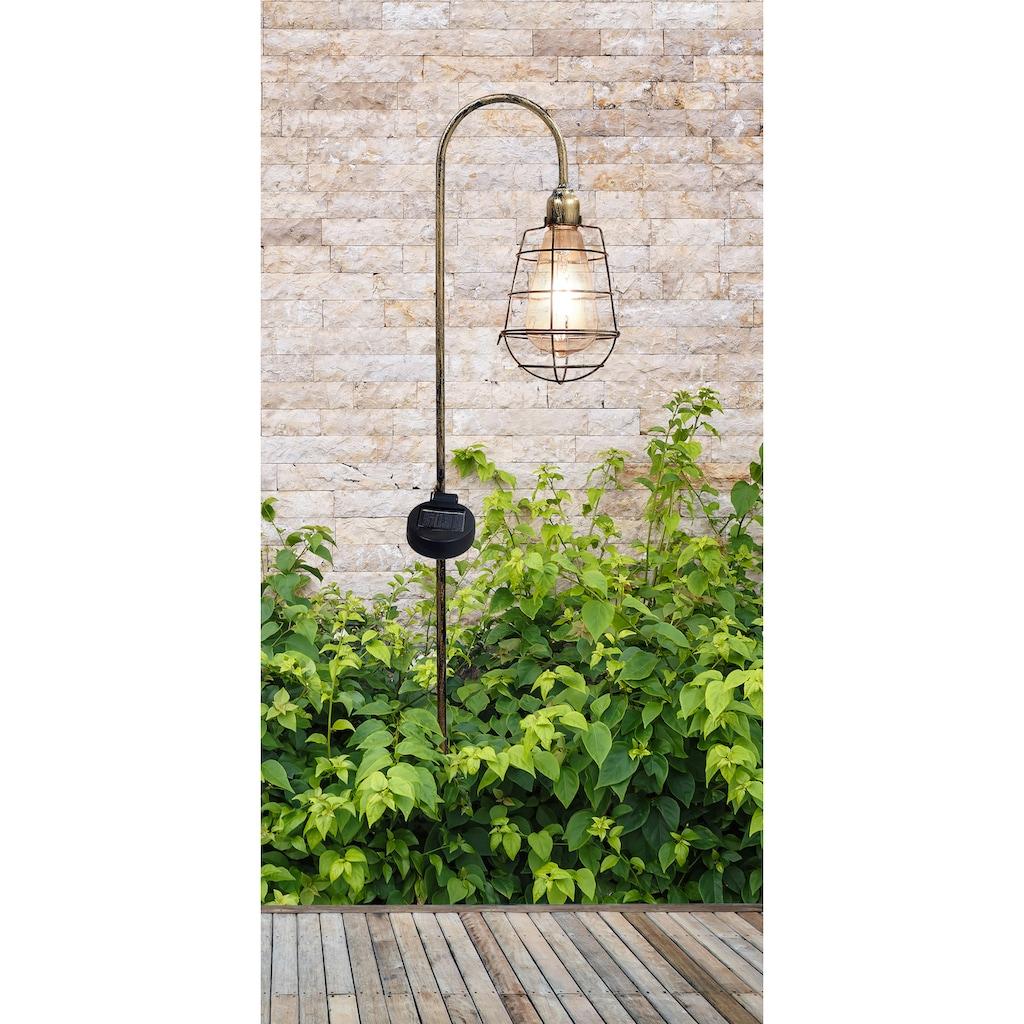 näve LED Gartenleuchte »Erdspieß«, 1 St., Warmweiß