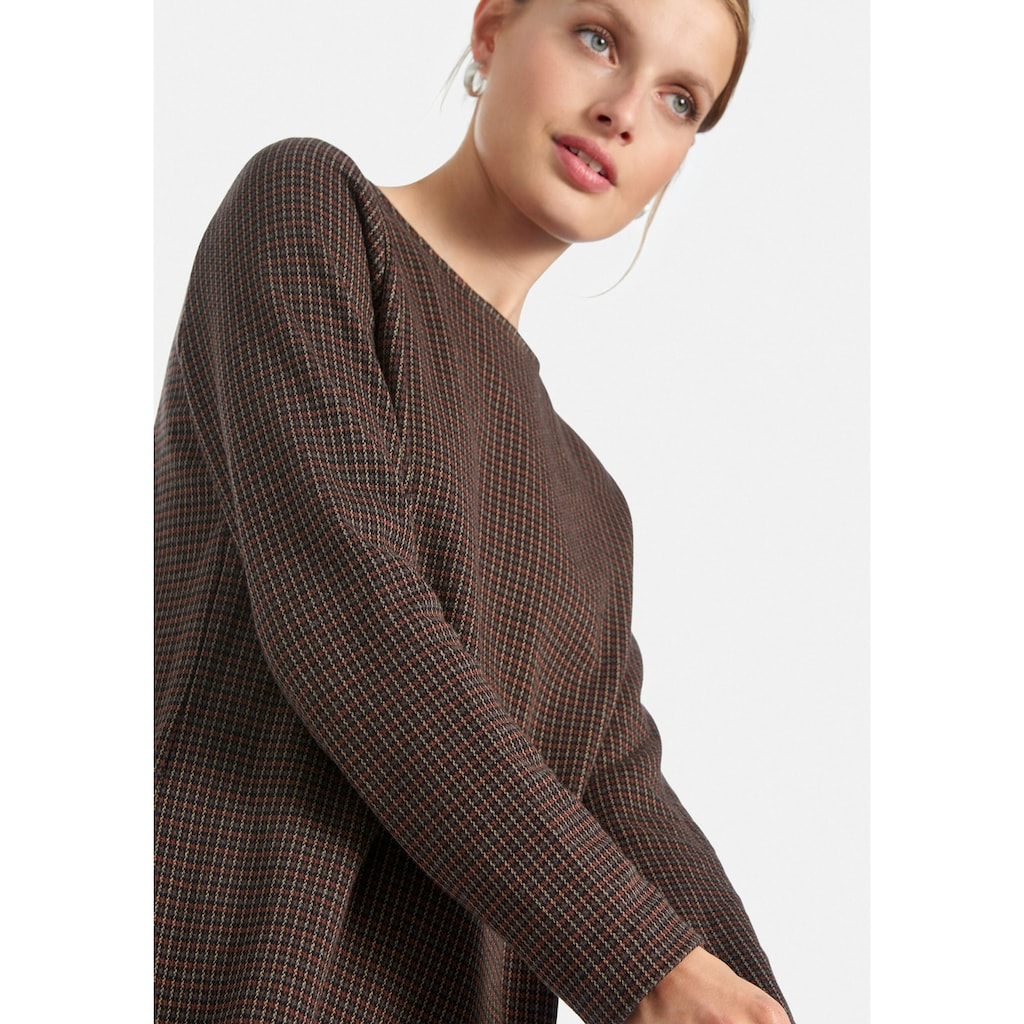 Peter Hahn Longshirt »cotton«, und ausgestelltem Schnitt