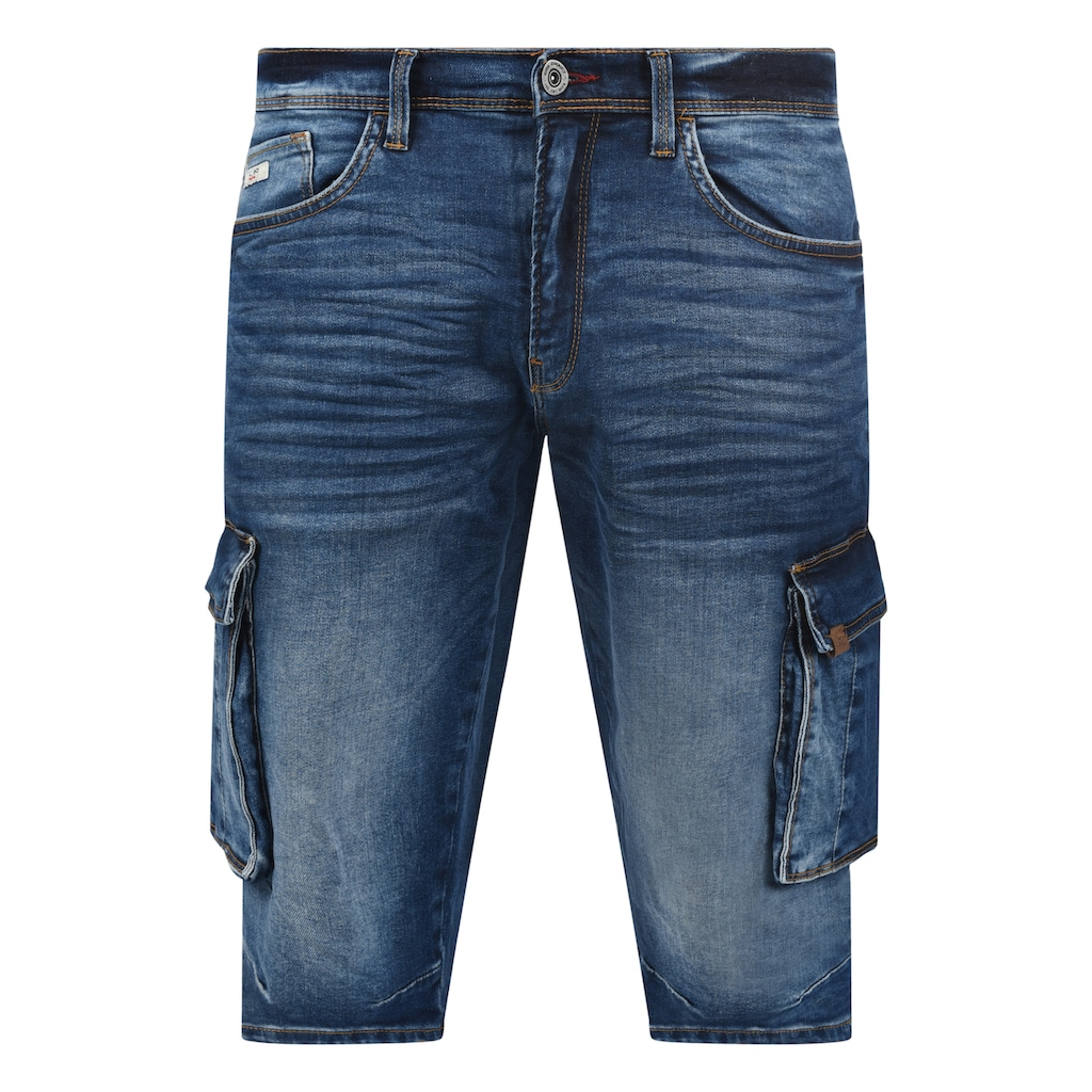 Blend Jeansshorts »20709712«, kurze Jeanshose