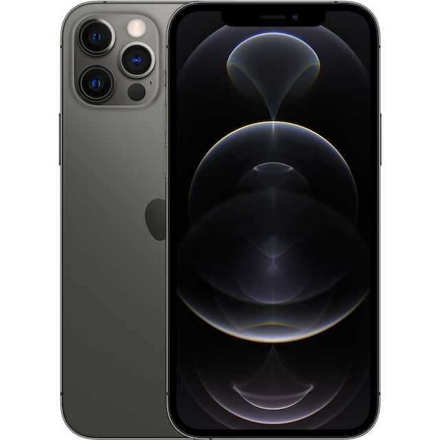 "Apple Smartphone »iPhone 12 Pro, 5G«, (15,5 cm/6,1 "", 128 GB Speicherplatz, 12 MP Kamera)"