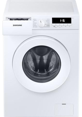 Samsung Waschmaschine »WW81T304PWW«, WW81T304PWW, 8 kg, 1400 U/min, Slim - Tiefe 45,6cm kaufen