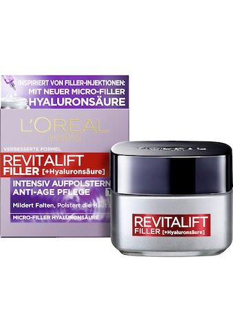 L'ORÉAL PARIS Anti-Aging-Creme »RevitaLift Filler Tag«, mit hochkonzentrierter... kaufen