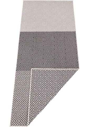 bougari Läufer »Borneo«, rechteckig, 5 mm Höhe, In- und Outdoor geeignet, Wendeteppich kaufen