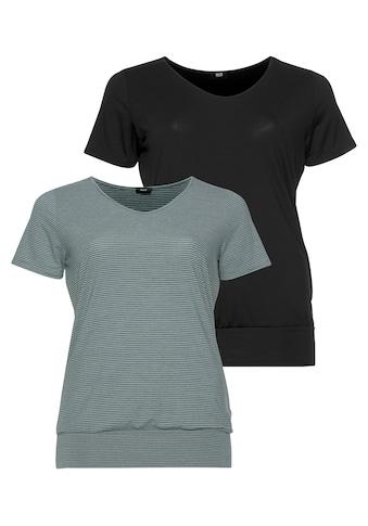 H.I.S T-Shirt, Große Größen kaufen