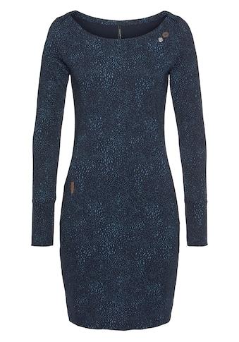 Ragwear Jerseykleid »RIVER SPLASH«, mit minimalistischem Splash-Allover-Print kaufen