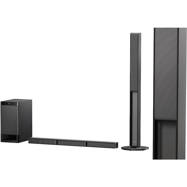 Sony »HT-RT4« Soundbar (Bluetooth, NFC, 600 Watt)