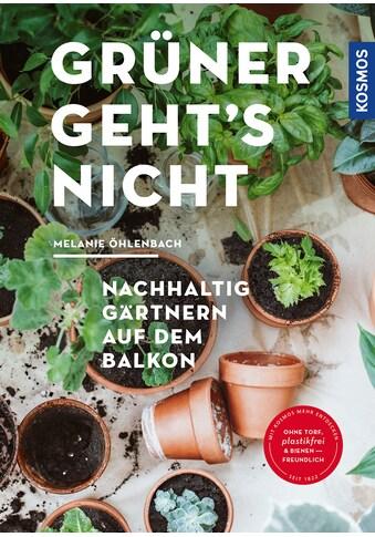Buch »Grüner geht's nicht / Melanie Öhlenbach« kaufen