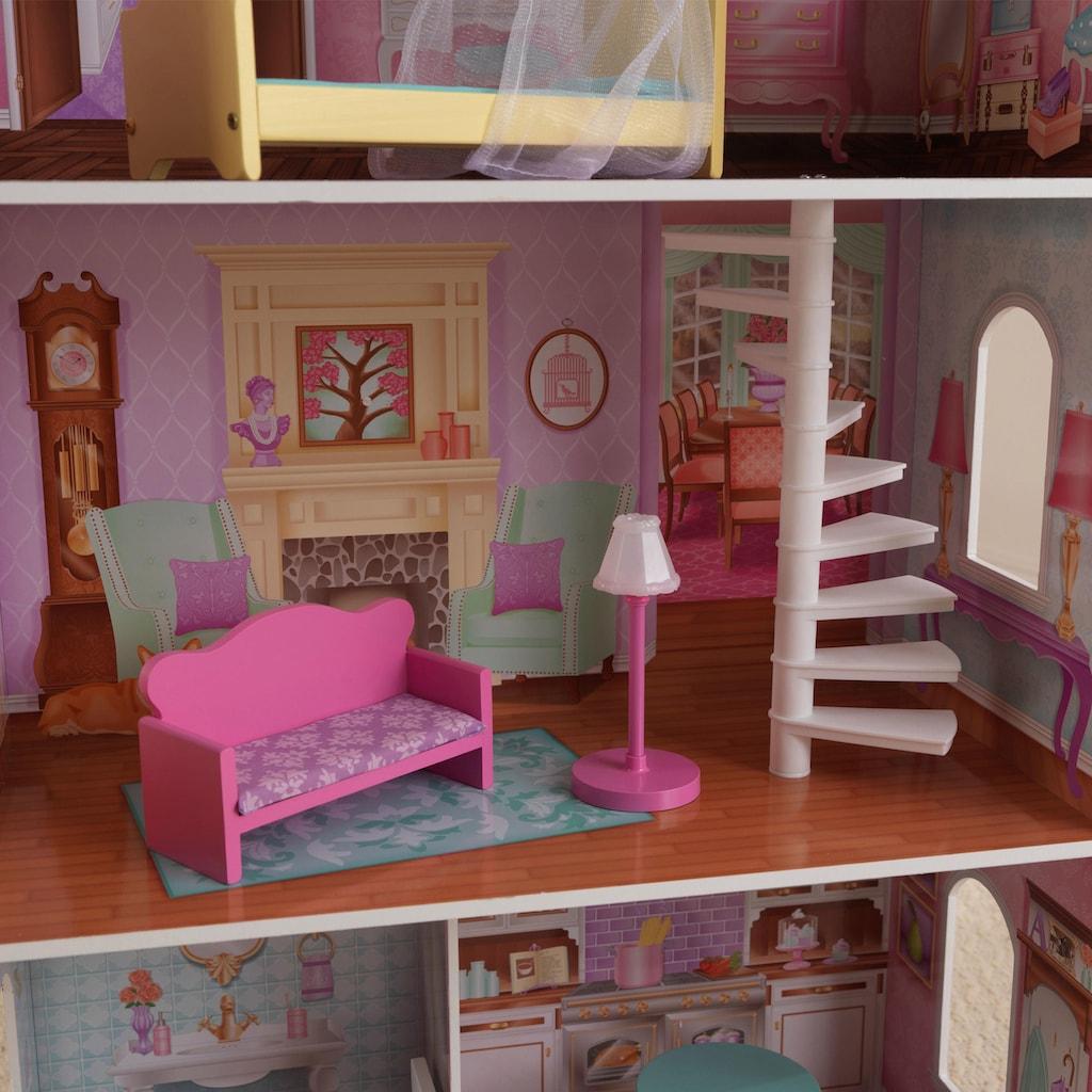 KidKraft® Puppenhaus »Penelope«, inkl. Puppenmöbel