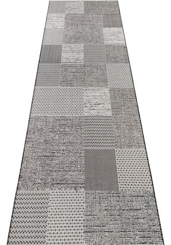 Läufer, »Agen«, ELLE Decor, rechteckig, Höhe 3 mm, maschinell gewebt kaufen