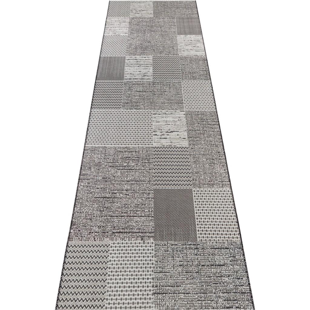 ELLE DECORATION Läufer »Agen«, rechteckig, 3 mm Höhe, In- und Outdoorgeeignet