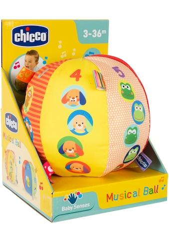 Chicco Greifling »Musikball«, mit Soundeffekten kaufen