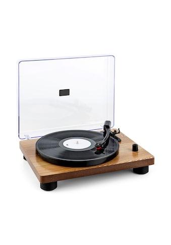 Auna Classic WD Retro - Plattenspieler USB Line - Out Lautsprecher »TT Classic WD« kaufen