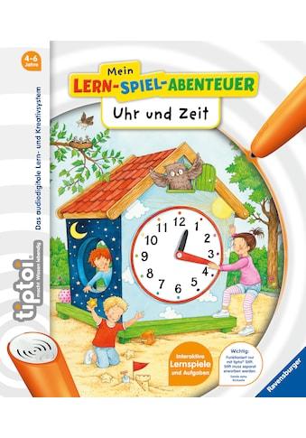 Buch »tiptoi® Uhr und Zeit / Heike Tober, Silke Voigt« kaufen