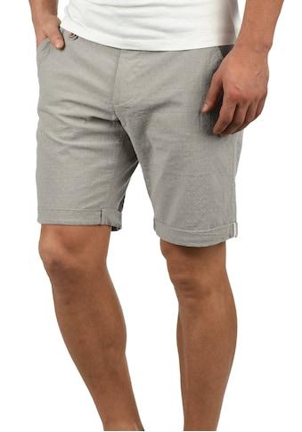 Blend Chinoshorts »Sergio«, kurze Hose mit Muster kaufen