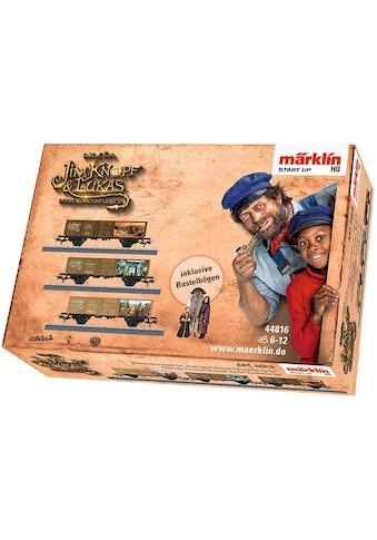 Märklin Güterwagen »Märklin Start up - PingPong, Prinzessin LiSi, Herr TurTur- Jim... kaufen
