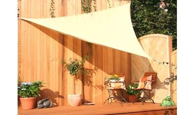 Floracord Sonnensegel, Schenkellänge: 360 cm kaufen