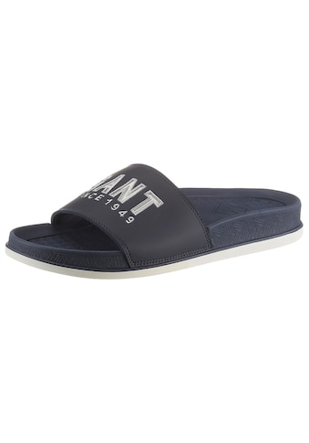 Gant Footwear Pantolette »BEACHROCK«, mit großem Logoschriftzug kaufen