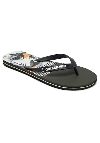 Quiksilver Sandale »Molokai Jungle Swell« kaufen