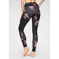LASCANA ACTIVE Leggings, mit Allover-Druck