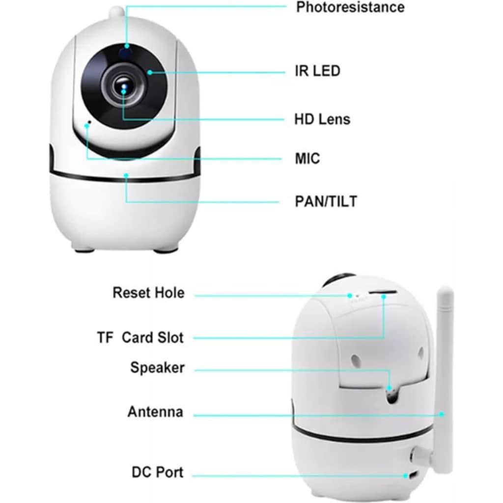 Denver Smart-Home-Station »SHC-150 IP Camera (TUYA kompatibel)«