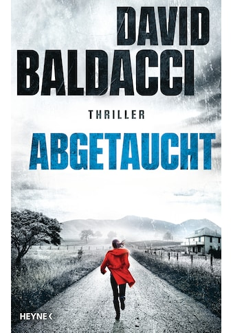 Buch »Abgetaucht / David Baldacci, Norbert Jakober« kaufen