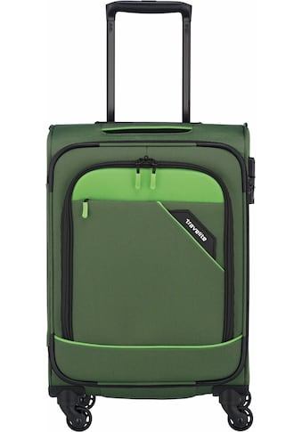 """travelite Weichgepäck - Trolley """"Derby, 55 cm"""", 4 Rollen kaufen"""