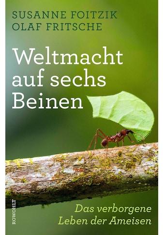 Buch »Weltmacht auf sechs Beinen / Susanne Foitzik, Olaf Fritsche« kaufen
