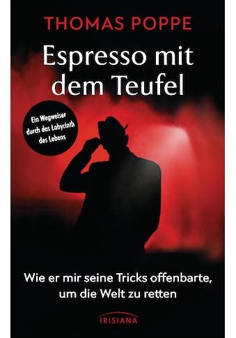 Buch »Espresso mit dem Teufel / Thomas Poppe« kaufen