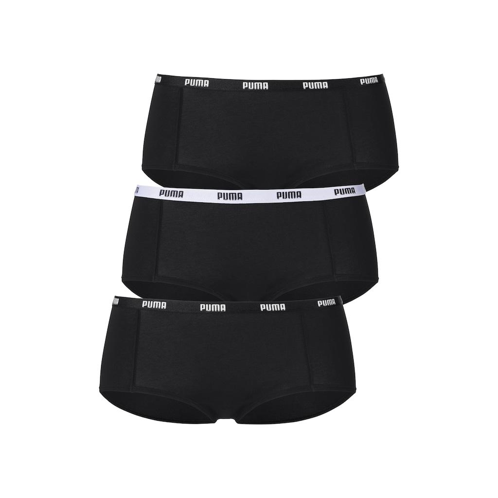 PUMA Panty, (Packung, 3 St., 3er-Pack)
