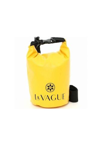 LA VAGUE Drybag »ISAR«, 1,5 Liter Wasserresistente Tasche in verschiedenen Farben kaufen
