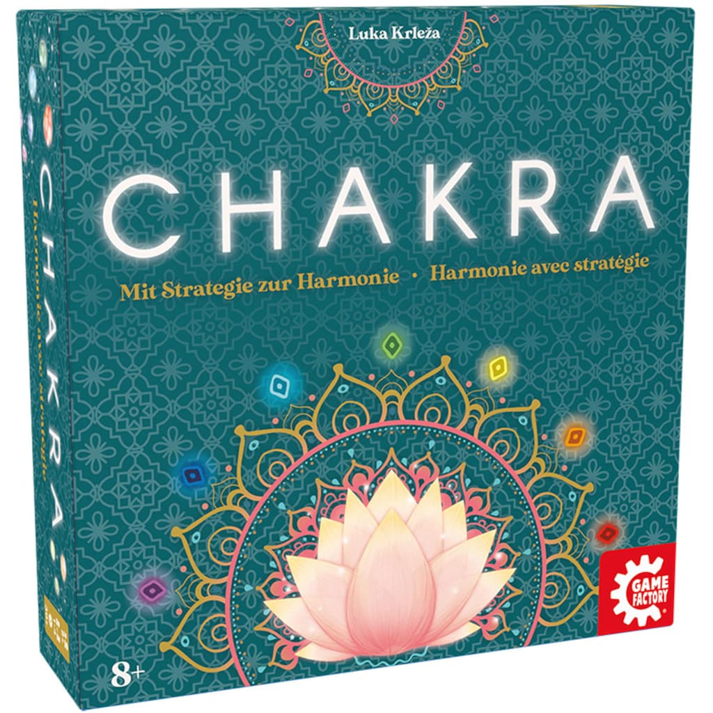 Game Factory Spiel »Chakra«, Made in Europe