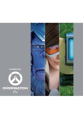 Buch »The Cinematic Art of Overwatch / DIVERSE« kaufen