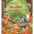 Buch »Der kleine Waschbär findet neue Freunde - ein Bilderbuch für Kinder ab 2 Jahren / Lea Käßmann, Jana Walczyk«