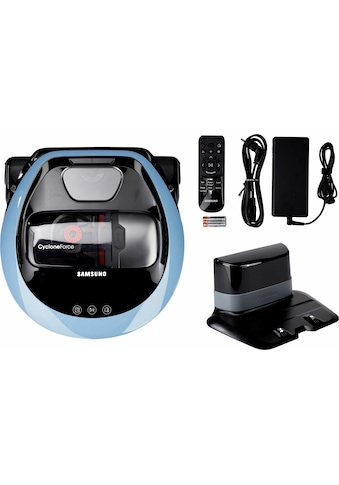 Samsung Saugroboter POWERbot VR7000 VR1DM7020UH/EG, 80 Watt, beutellos kaufen