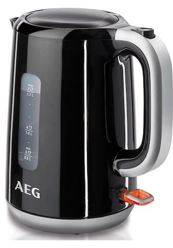 AEG Wasserkocher »Perfect Morning EWA 3700«, 1,7 l, 3000 W kaufen