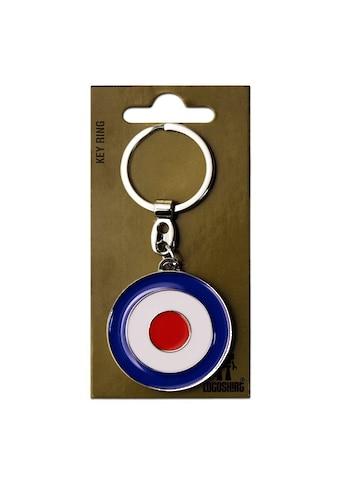 LOGOSHIRT Schlüsselanhänger mit Mod-Target-Symbol kaufen