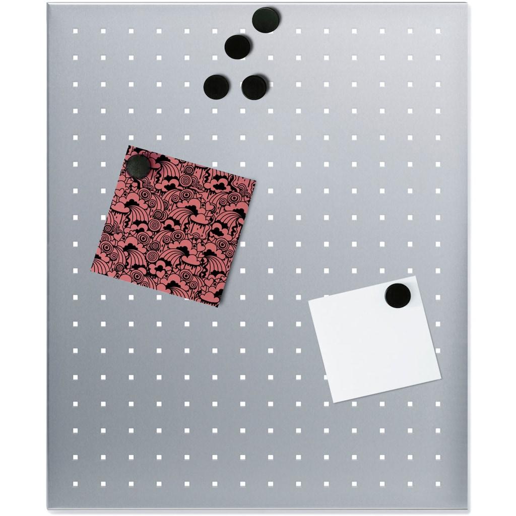 BLOMUS Magnettafel »Magnettafel -MURO- 500 x 400 gelocht«