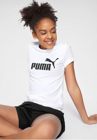 PUMA T-Shirt »ESSENTIAL TEE GIRLS« kaufen