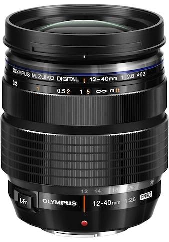Olympus Zoomobjektiv »M.ZUIKO DIGITAL ED 12-40 mm F2.8 PRO« kaufen