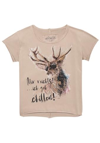 Hangowear Trachtenshirt »Wilka«, besonders elastisch kaufen