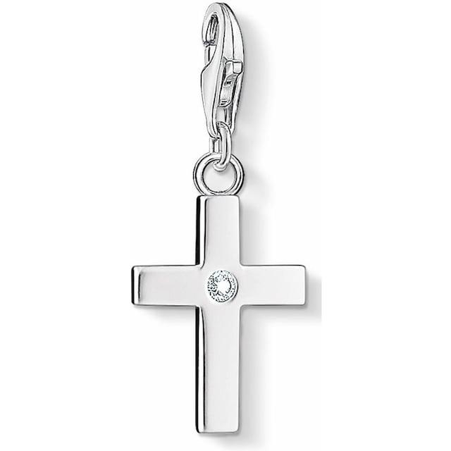 THOMAS SABO Charm-Einhänger »Kreuz, 0366-051-14«