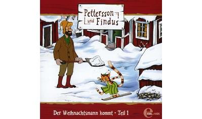 Musik - CD (7)NEU HSP TV - Der Weihnachtsmann Kommt,Teil 1 / Pettersson Und Findus, (1 CD) kaufen
