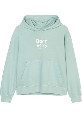 Marc O'Polo Junior Kapuzensweatshirt, mit Kängurutasche kaufen