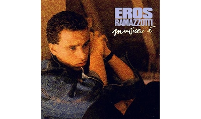 Musik-CD »MUSICA E / RAMAZZOTTI,EROS« kaufen