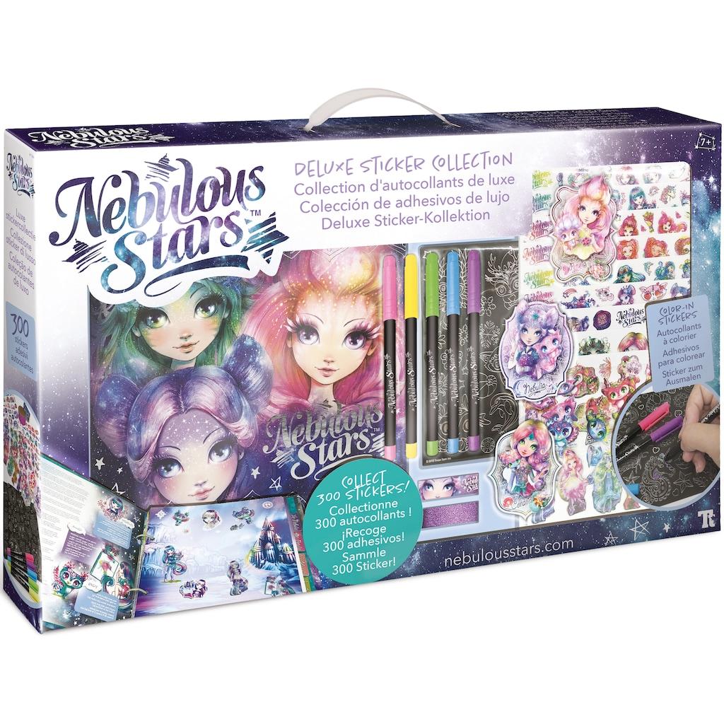 Nebulous Stars Kreativset »Deluxe Sticker-Kollektion«