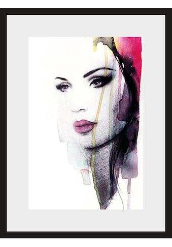 Leonique Bild »Skizze Dream«, 30/40 cm, gerahmt kaufen